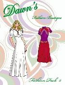 Dawn's Fashion Boutique Fashion Pack 2